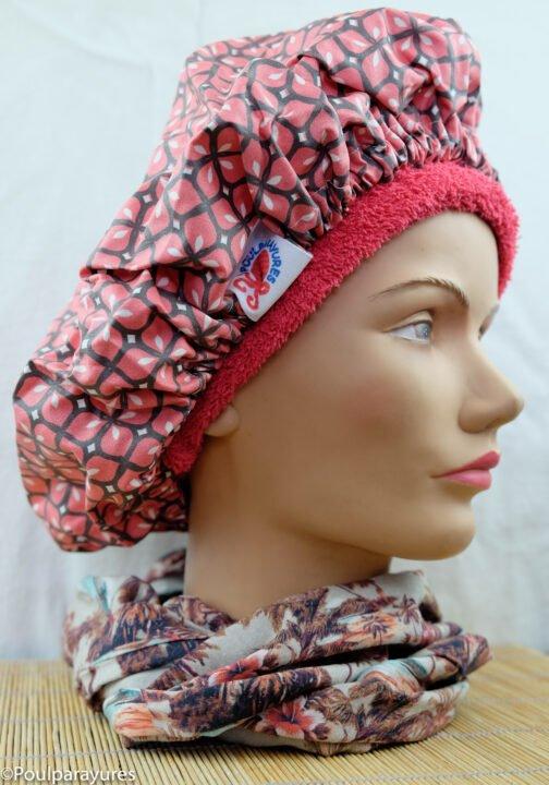 Kit coiffure charlotte rose